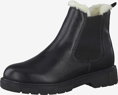 MARCO TOZZI Chelsea boty - černá, Produkt
