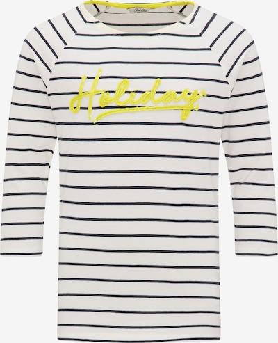 Petrol Industries Shirt in de kleur Beige / Geel / Zwart, Productweergave