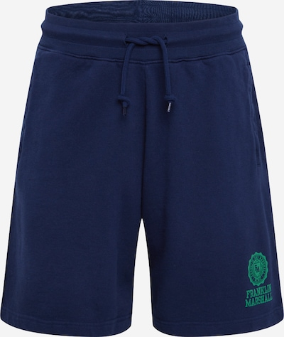 FRANKLIN & MARSHALL Shorts in navy, Produktansicht