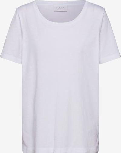 VILA T-shirt 'SUS' en blanc, Vue avec produit