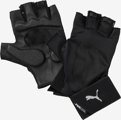 PUMA Handschuhe 'Essential Premium' in schwarz, Produktansicht