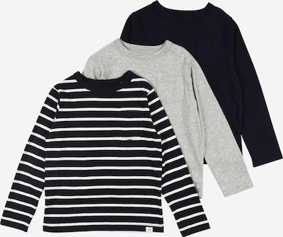 GAP Tričko - tmavě modrá / šedá / bílá, Produkt
