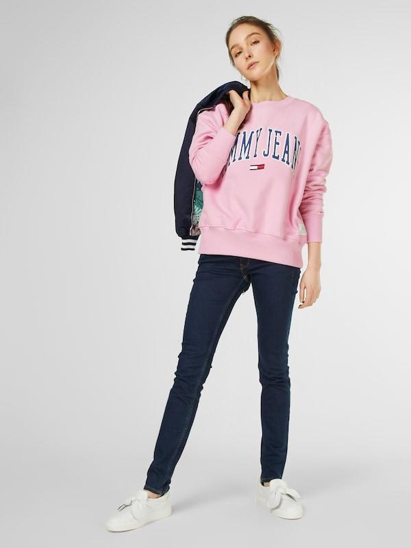 Tommy Jeans Sweatshirt 'COLLEGIATE'