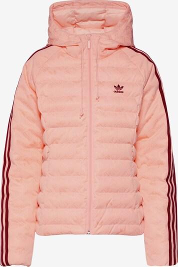 ADIDAS ORIGINALS Jacke 'Monogram' in pink, Produktansicht