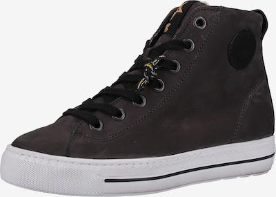 Paul Green Sneaker in schlammfarben / schwarz / weiß, Produktansicht
