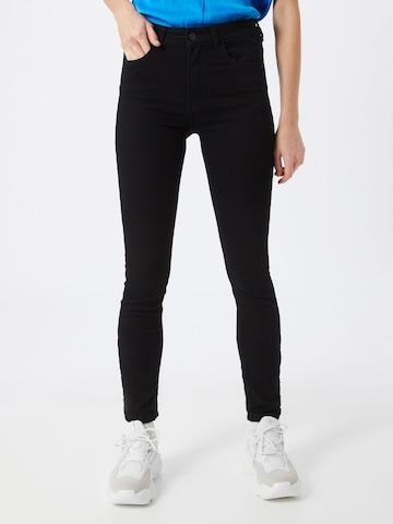 JDY Jeans 'JDYNEWNIKKI' in Zwart