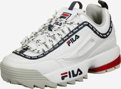 FILA Sneakers laag ' Disruptor Logo ' in de kleur Rood / Wit, Productweergave