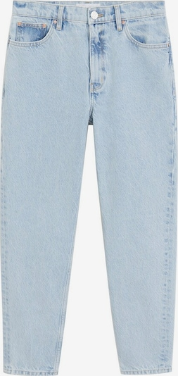 MANGO Jeans in de kleur Lichtblauw, Productweergave