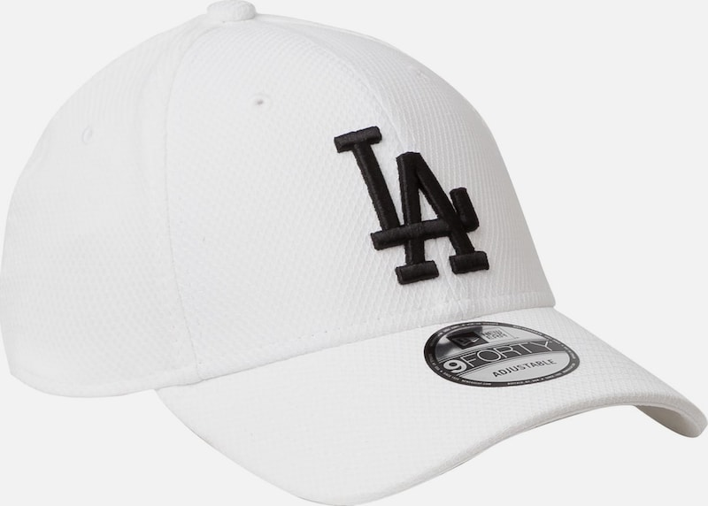 NEW ERA Cap in weiß, Produktansicht