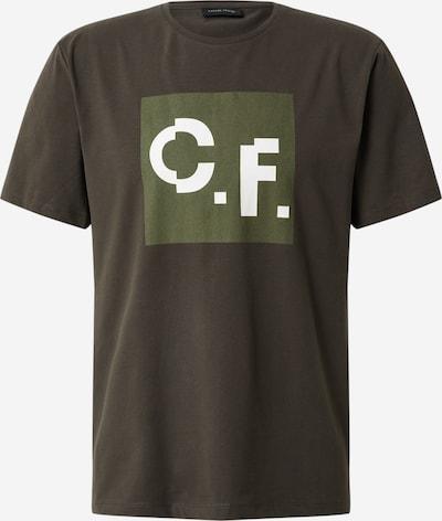 Casual Friday T-Shirt in dunkelgrün, Produktansicht