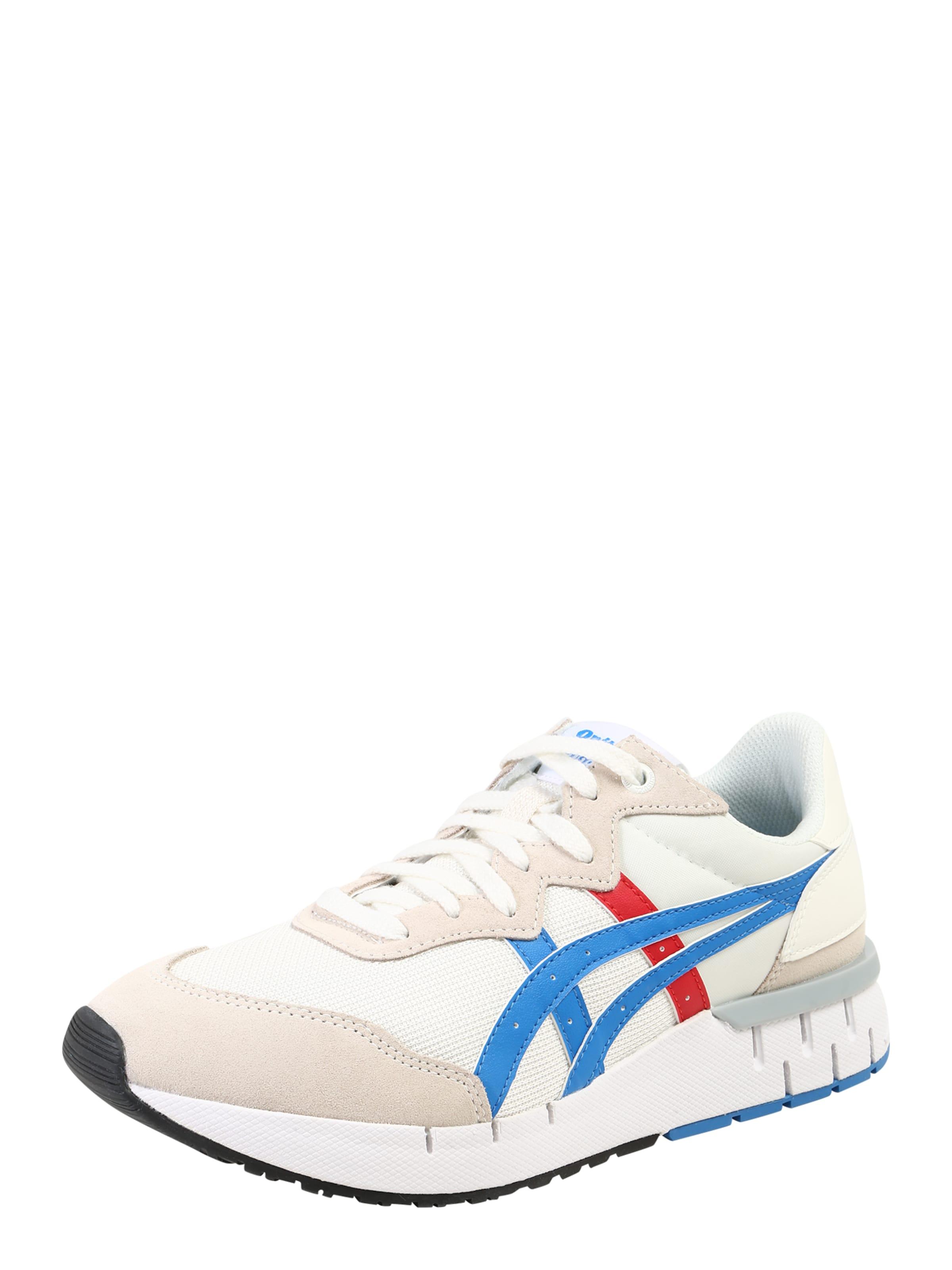 Offwhite 'contemporized In CremeBlau Runner' Tiger Sneaker Onitsuka n8Pkw0O
