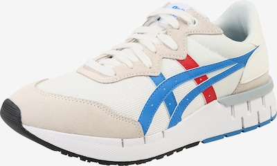 Onitsuka Tiger Sneakers laag 'CONTEMPORIZED RUNNER' in de kleur Crème / Blauw / Offwhite, Productweergave