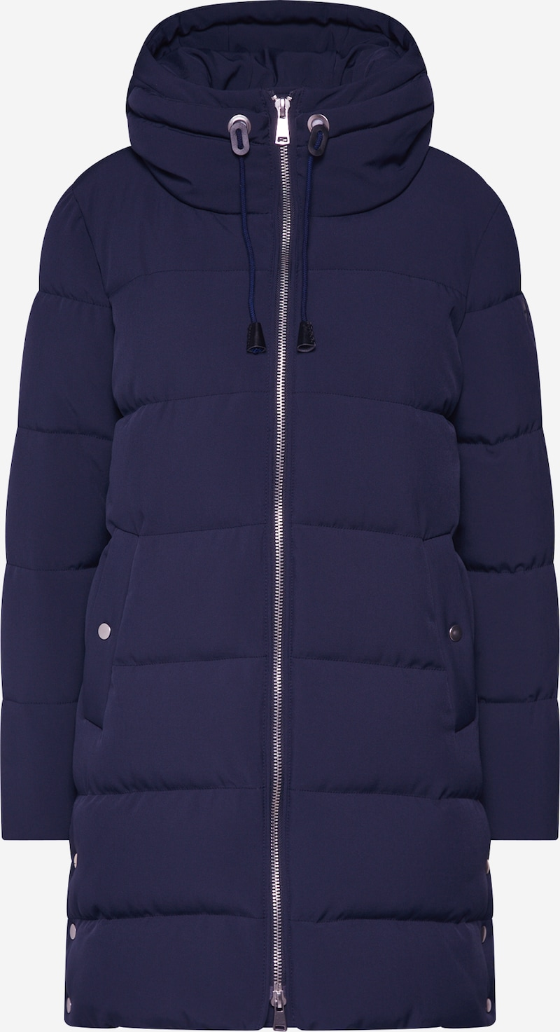 ESPRIT Wintermantel 'Padded Coat' in Navy | ABOUT YOU
