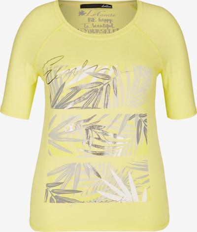 Lecomte Shirt in gelb / silber, Produktansicht