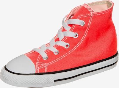 CONVERSE Sneaker 'Chuck Taylor All Star' in neonrot, Produktansicht