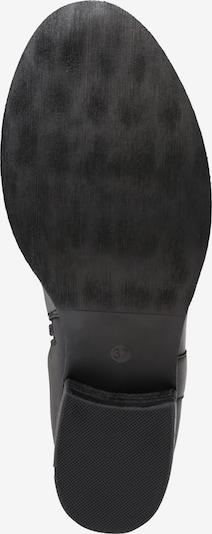 SPM Škornji 'Anwar' | črna barva: Pogled od spodaj