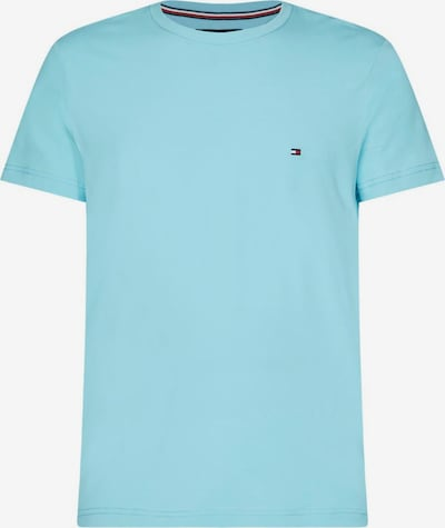 TOMMY HILFIGER T-Shirt in aqua: Frontalansicht