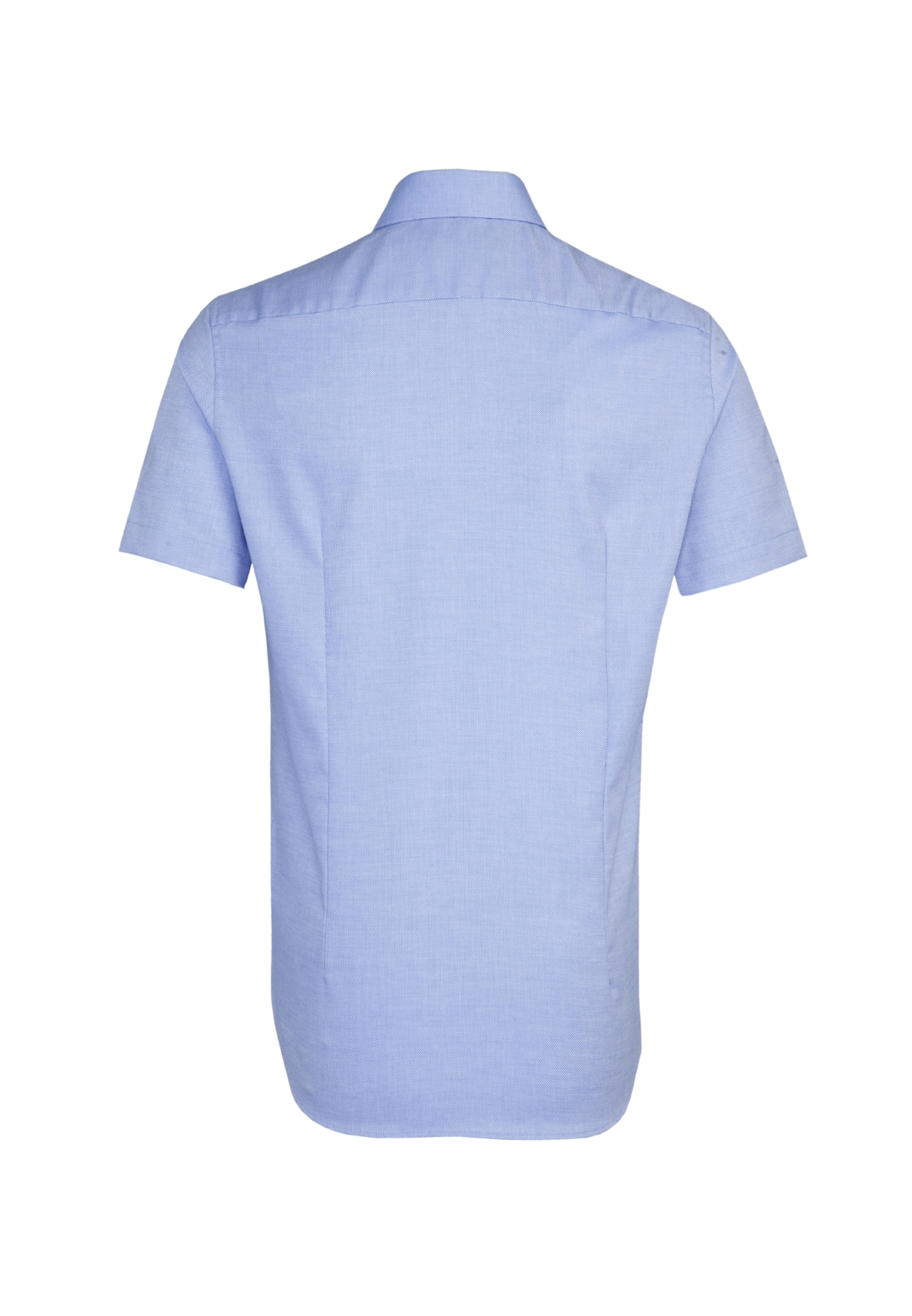 Seidensticker En 'tailored' Business Chemise Bleu 67Ybfgy