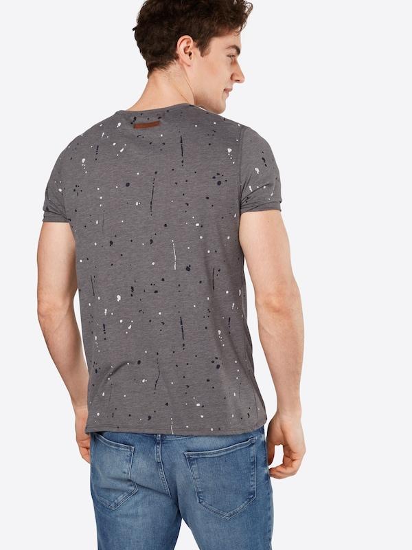 naketano T-Shirt 'Ali Kurt Kral'