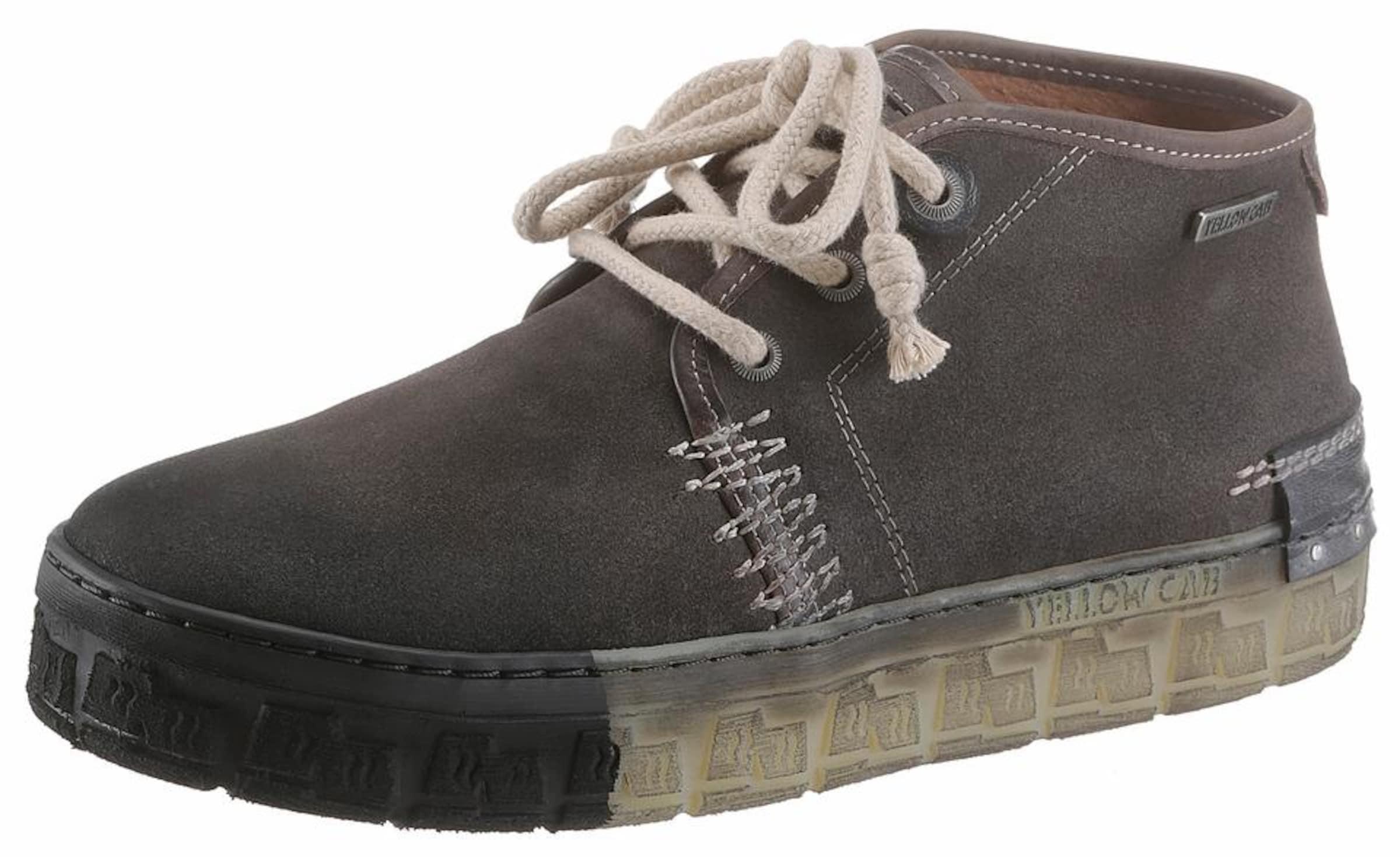 YELLOW CAB CAB-Schnürb Verschleißfeste billige Schuhe