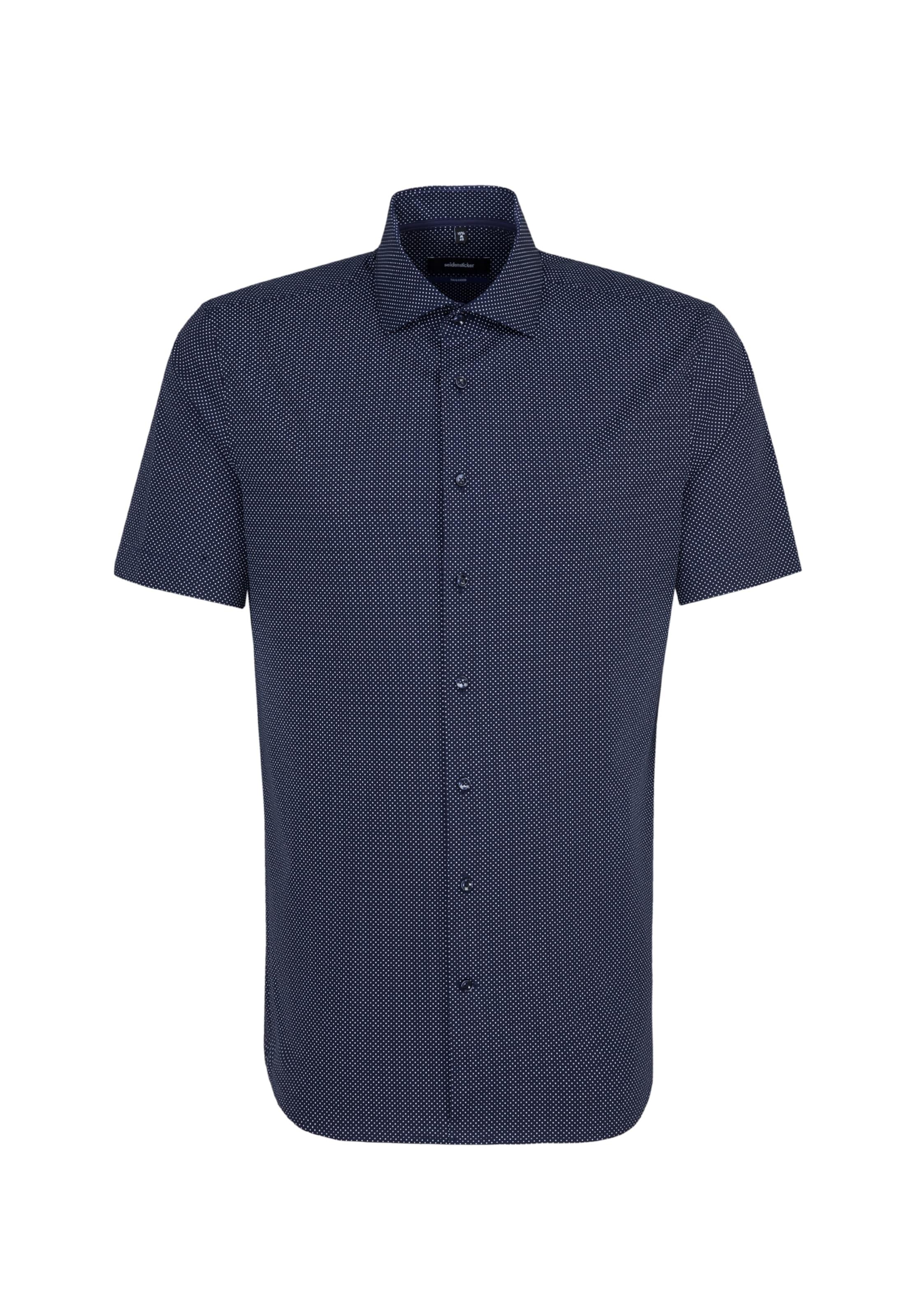 Seidensticker Blau In Hemd Seidensticker 'tailored' vN0m8nwOyP