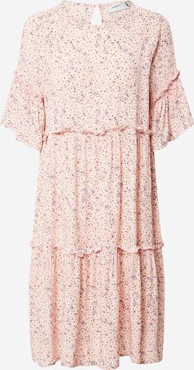 Moves Kleid 'Giral 1891' in blau / gelb / pink / weiß, Produktansicht