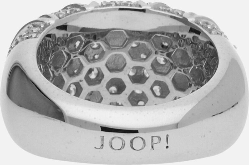 JOOP! Fingerring Silber Silber Mosaics