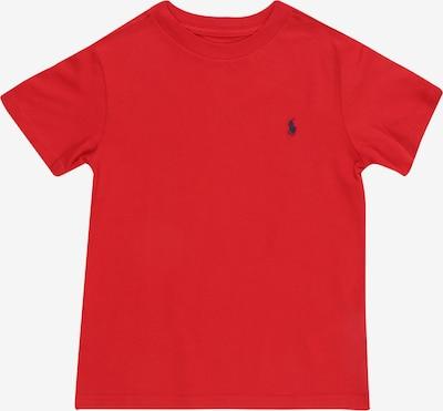 POLO RALPH LAUREN Shirt 'CN TEE' in de kleur Rood, Productweergave