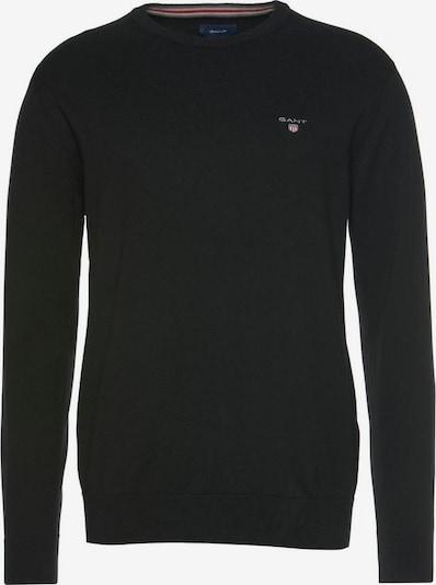 GANT Pullover in schwarz: Frontalansicht