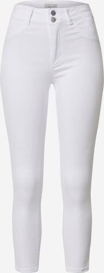 Hailys Jean en blanc, Vue avec produit