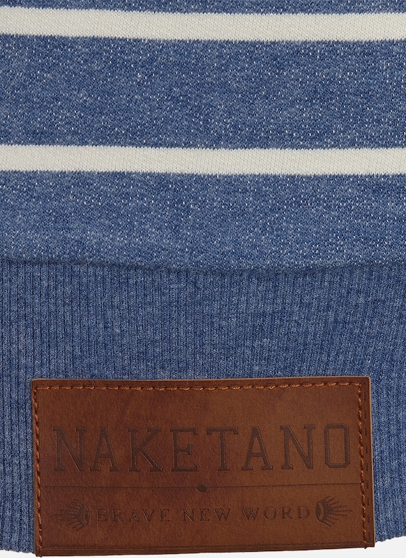 naketano Sweatshirt 'Meidericher V'