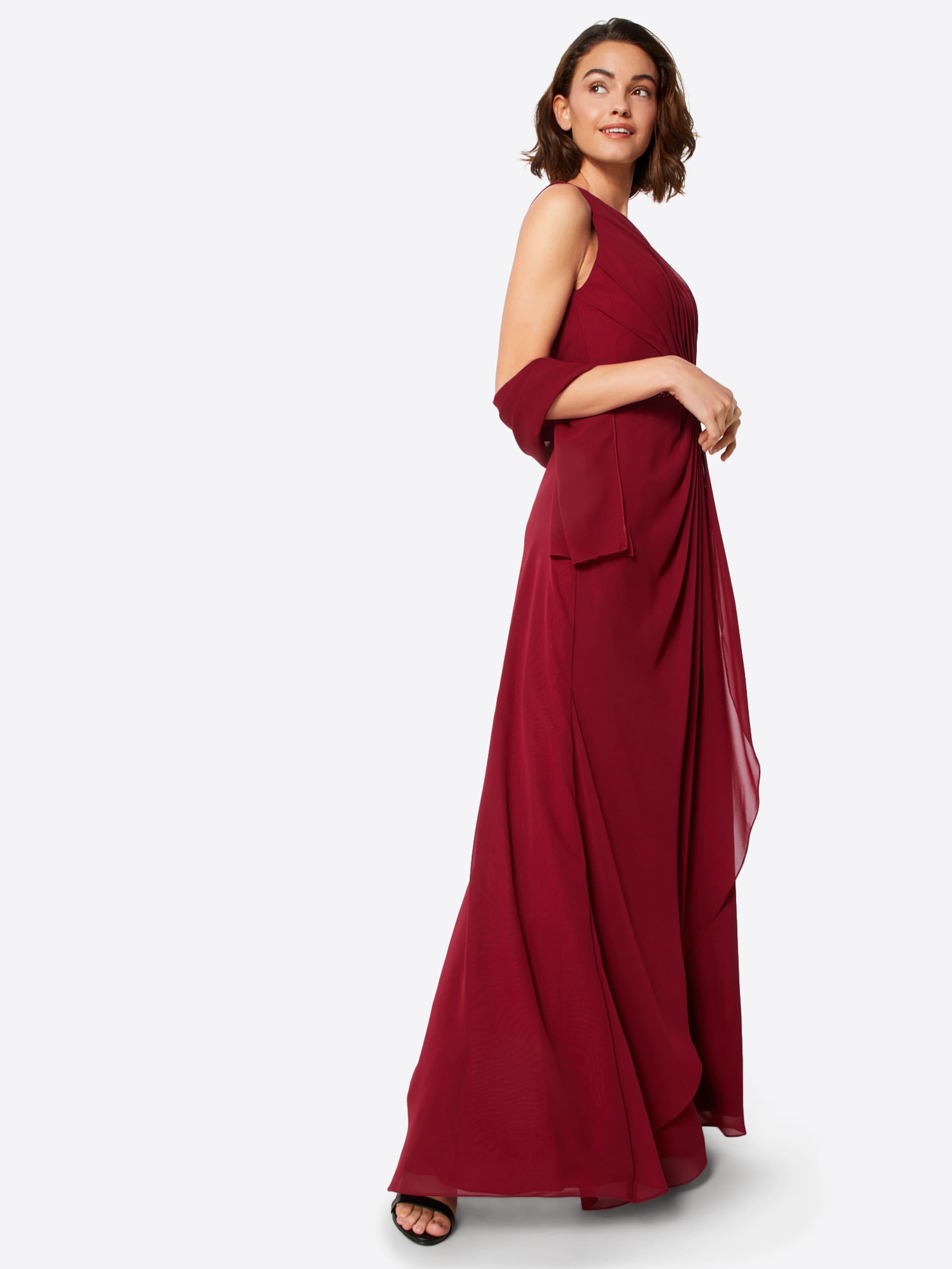 Kleid Mascara In 'mc181250b' Bordeaux 54jLc3RqA