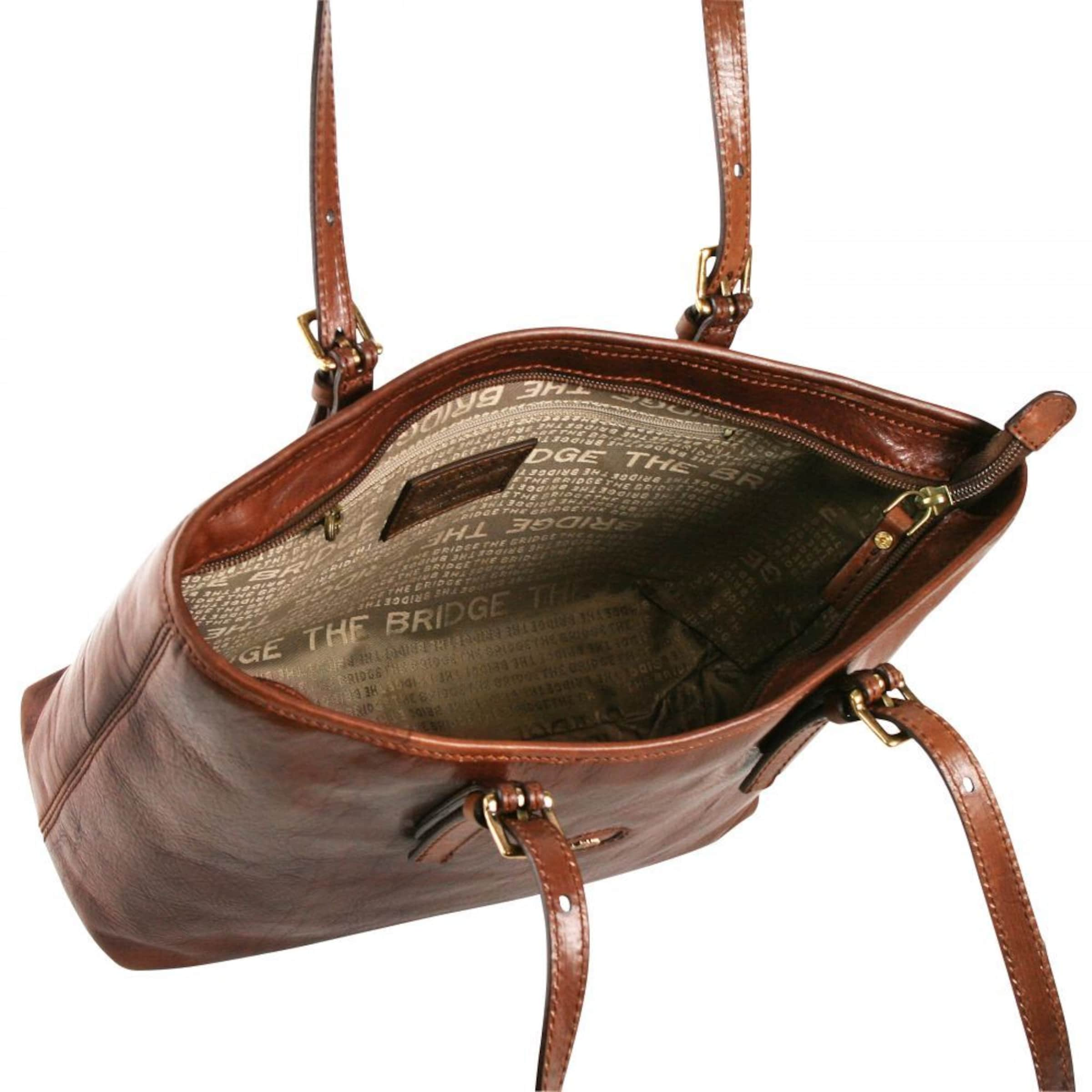 Sepia Donna Umhängetasche In Bridge Leder 30 Cm The Story Shopper X0nOwPN8k