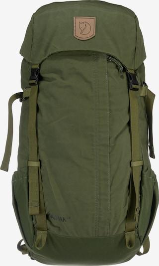 Fjällräven Wanderrucksack 'Kaipak 28' in grün, Produktansicht