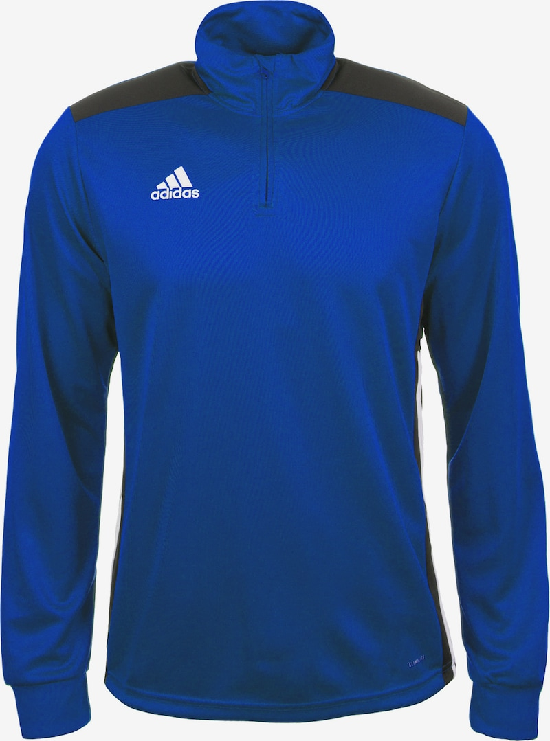 adidas dfb trainings sweatshirt blau
