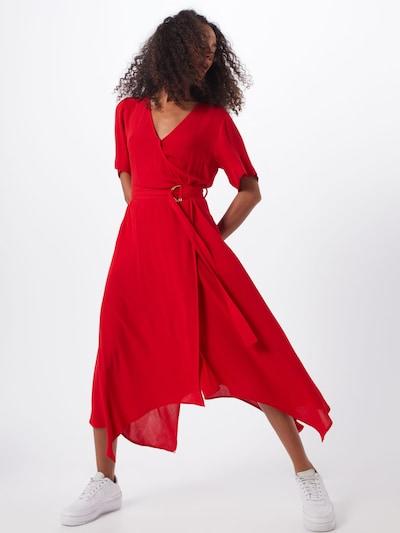 Banana Republic Kleid in rot, Modelansicht