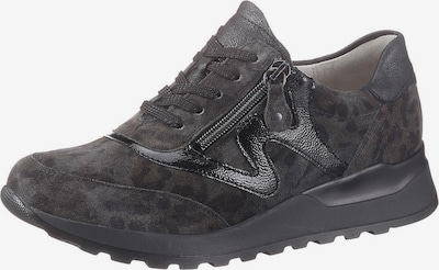 WALDLÄUFER Sneaker in basaltgrau / dunkelgrau, Produktansicht