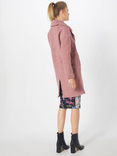 ONLY Mantel in rosé / schwarz: Rückansicht