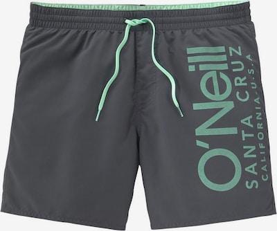 O'NEILL Sportzwembroek in de kleur Antraciet / Mintgroen, Productweergave