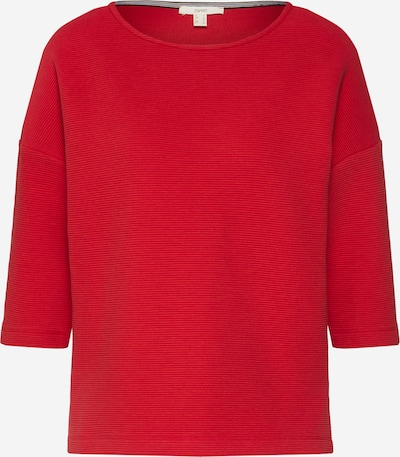 ESPRIT Sweatshirt in rot, Produktansicht