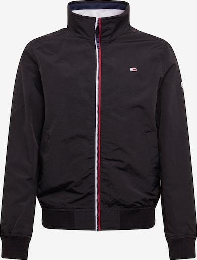 Tommy Jeans Between-season jacket in red / black / white, Item view
