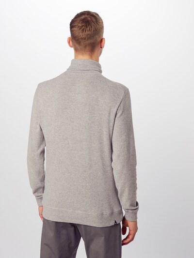 DENHAM Pullover 'TAB' in grau: Rückansicht