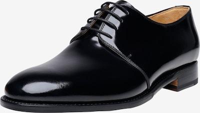 SHOEPASSION Businessschuhe Rahmengenäht 'No. 5518' in schwarz, Produktansicht