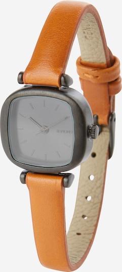 Komono Uhr 'Moneypenny' in cognac / schwarz, Produktansicht
