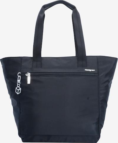 Hedgren Shopper 'Inner City Erika' in de kleur Zwart, Productweergave