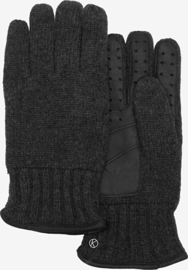 KESSLER Handschuhe 'David' in schwarz, Produktansicht