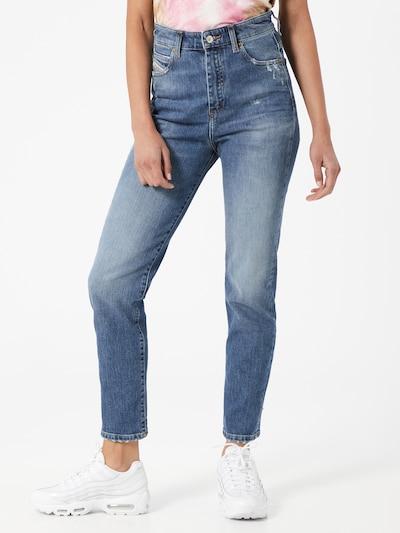 DIESEL Jeans 'D-Eiselle' in blue denim, Modelansicht