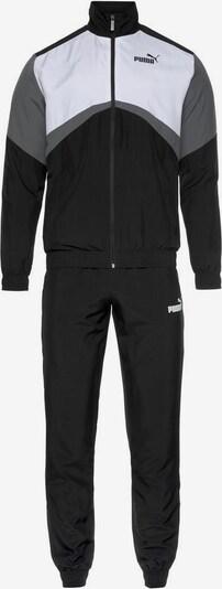 PUMA Sporta tērps 'CB Retro' pieejami pelēks / melns / balts, Preces skats