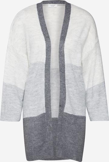 Geacă tricotată JACQUELINE de YONG pe gri / gri deschis / gri închis, Vizualizare produs