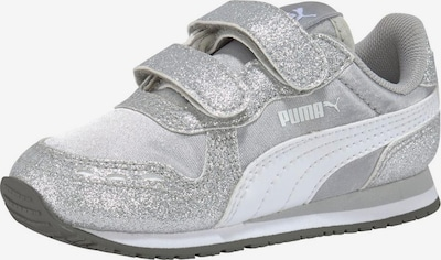 PUMA Trainers 'Cabana' in Silver / White, Item view
